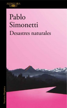 """Natural Disasters"" the new novel by Pablo Simonetti"