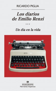 """A day in the life"" the third and last vol. of ""The Diaries of Emilio Renzi"""
