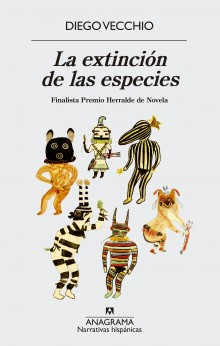 The Extinction of the Species - HERRALDE NOVEL PRIZE FINALIST